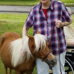 Home Health Care Warren NJ - Meet Sweetie, Our Miniature Horse