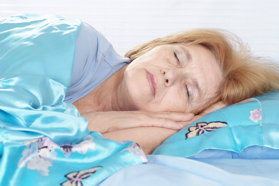 Elder Care Berkeley Heights NJ - How Can a Healthy Diet Help Your Elderly Loved One to Sleep Better?