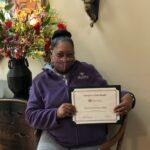 Caregiver Bernardsville NJ - Caregiver of the Month for May