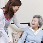Elder Care Morris County NJ - Help Your Mom Adjust to Her Caregiver