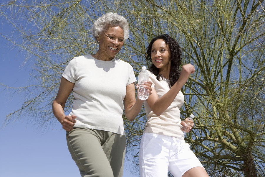 Home Care Westfield NJ - Home Care Can Monitor a Senior's Safety While Exercising