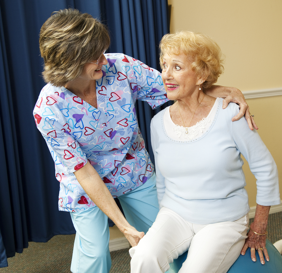 Home Health Care New Providence NJ - How Physical Therapy Can Help a Senior with Balance Issues